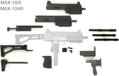 """Pistol"" is completely transformed by Lage options."